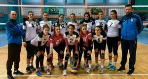 Béjaïa - Widad Amel Béjaïa de volley-ball: Un exemple en formation
