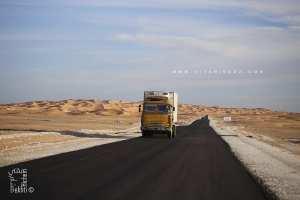 La route, Tinerkouk-Bnoud une nouvelle voie pour le tourisme Saharien