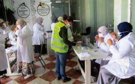 L'atelier a été inauguré à Biskra: Confection d'un million de masques sanitaires