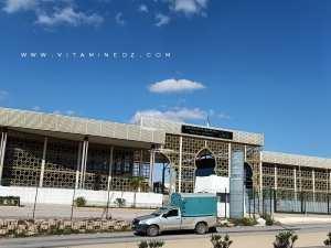 Fiche technique du Palais des expositions de Tlemcen