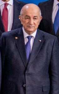 Biographie d'Abdelmadjid Tebboune