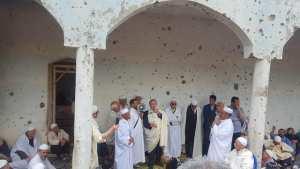 Réhabilitation de la Zaouia Sidi M'Hend Saadi située au coeur de la forêt de Mizrana