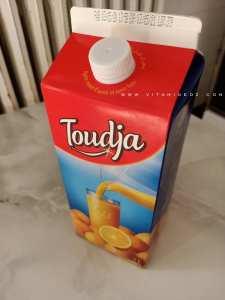 Votre avis sur le Jus d'Orange Toudja رأيك في عصير البرتقال توجة
