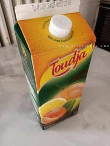 Votre avis sur le Jus d'agrumes Toudja رأيك في عصير حمضيات توجة
