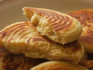 Pain algerien dit pain tajine ou matloue