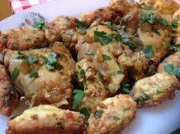 Plat algérien au poulet pour Ramadan