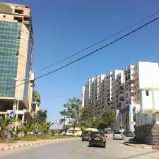 تعريف بمدينة العاشور- المدينة السينمائية العاشور (الجزائر)