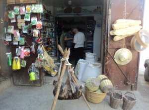 Lemroudj, ouverture récente d'une boutique commerciale pas comme les autres !