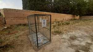 Belle initiative de recyclage de plastique du groupe écologique Colibris Vert à Tlemcen