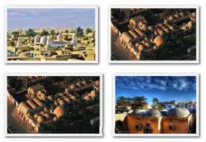 El Oued 'ville aux mille coupoles'