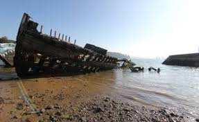 Planète - La France ne veut plus voir ses bateaux en fin de vie laissés à l'abandon