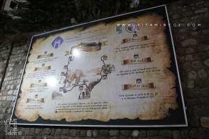 حصون بجاية وابوابها التاريخية