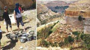 El Ghassira (Batna) - Après un incendie enregistré au début de l'été: Une touiza pour le Ghoufi