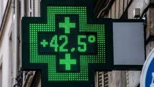 Planète - 40°C à répétition en France, un symbole du réchauffement climatique