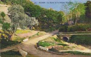 Oued Kniss ou le Ravin de la Femme Sauvage à Alger - الغابة تاع واد كنيس