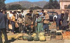 Le Marché Kabyle d'antan – Marchés Extérieurs