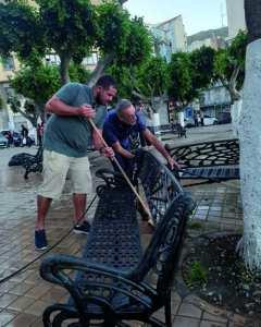 Collectif Solidarité de Béjaïa: Pour une ville propre !