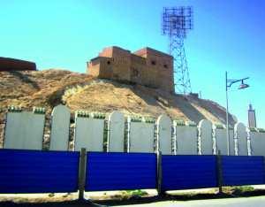 Fortin de Djebel Dhalaâ à Biskra: Mobilisation citoyenne pour la préservation du site historique