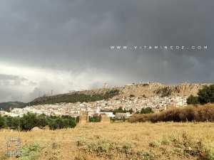 Légende de la Vieille et du lever du premier siège de Tlemcen