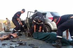 Ogla Malha (Tébessa) - Trois morts dans une collision