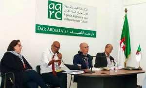 Conférence sur La littérature algérienne en exil à Alger