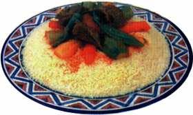 L'authentique Couscous Maison (Fabrication Marocaine)