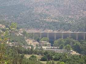 Baisse considérable du niveau d'eau au barrage de Beni Bahdel (Tlemcen)