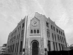 La Grande Poste, symbole d'Alger « la Blanche »