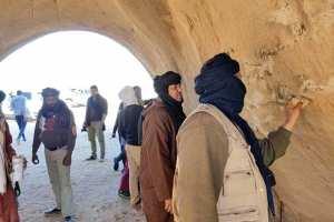 Algérie - À L'INITIATIVE DU FORUM ATAKOR À TAMANRASSET: Un éductour pour nettoyer les sites du Tassili Hoggar
