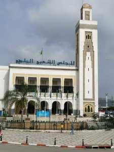 L'hôtel de ville de Skikda, fierté de ses habitants