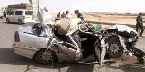 Guidjel (Sétif) - Trois morts et une blessée dans un accident