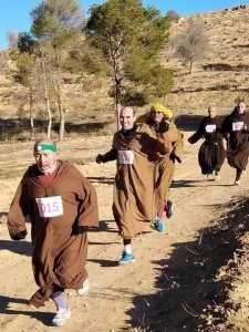 La course a la kachabia arrive à sa 2eme édition ...