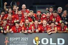 Planète (Afrique/Egypte) - Handball: Le Danemark conserve son titre
