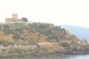 EL-KALA (El-Tarf) - Opération de nettoyage du fort Moulin