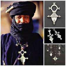 L'histoire du fameux bijoux touareg la croix d'agadez dit 'croix du sud'