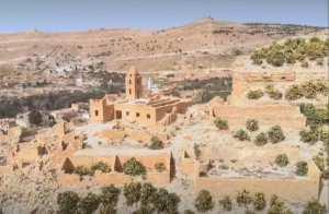 Taberdga (Khenchela), une cité berbère, un haut lieu d'histoire
