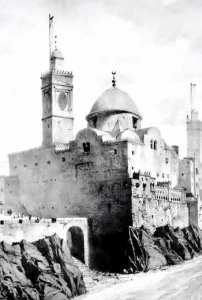 Patrimoine Algérie Le Djamaâ El Kebir (Grande Mosquée) est une des principales mosquées d'Alger d'époque médiévale.