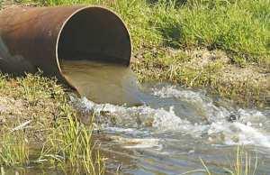 Cheurfa (Annaba) - Catastrophe environnementale Pollution de terres agricoles par les eaux usées