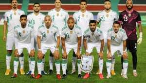 EQUIPE NATIONALE Djamel BELMADI, a arrêté une liste de 28 joueurs .