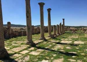 Souk Ahras- Madaure – M'daourouch