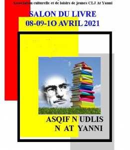 Programme / Ahil n Usqif n Udlis / Salon du livre At Yanni