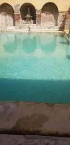 تم اليوم إفتتاح المركب الحموي حمام الصالحين #خنشلة