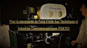 Appel des professionnels du cinéma pour « la sauvegarde du FDATIC »