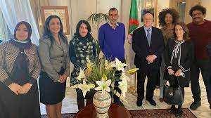 Une association culturelle des Algériens d'Italie est née