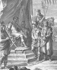 Les Gétules, guerriers nomades dans l'Africa romaine