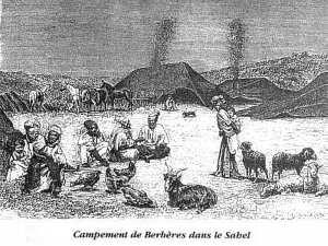Les relations transsahariennes,de l'Antiquité à l'époque moderne