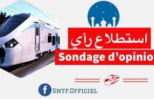 Algérie - Transport ferroviaire: Un sondage d'opinion lancé par la SNTF