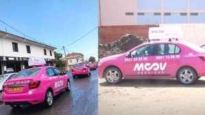 VTC : lancement du 1er service de taxis exclusivement réservé aux femmes à Blida