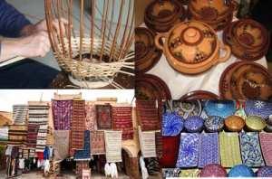 Tlemcen: Plus de 20 participants à une exposition d'artisanat