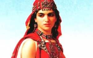 La reine légendaire des Aurès La Kahina, de l'histoire aux mythes